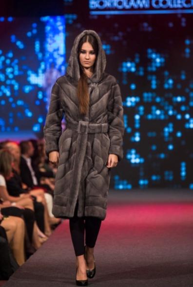 Bratislavské módne dni 2014 módna prehliadka Bortolami